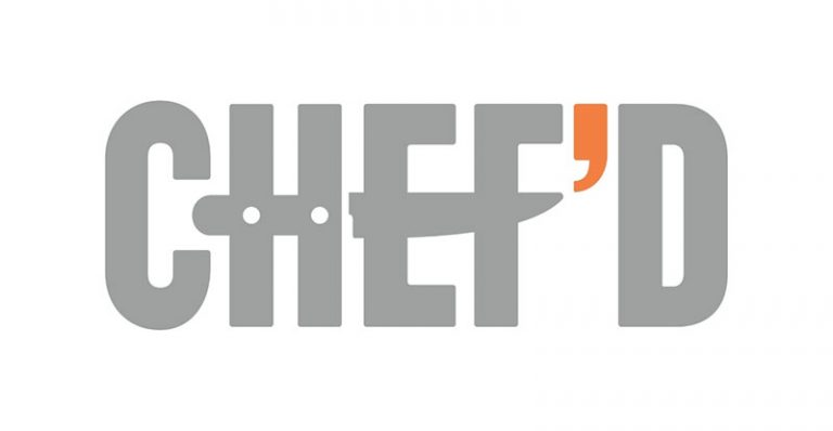 Meal kits provider Chef'd logo