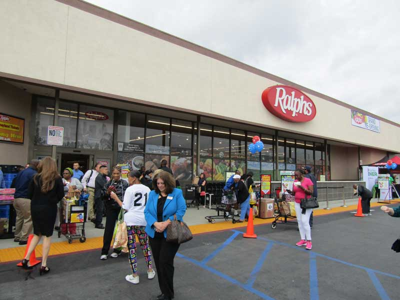 ralphs grand reopening in los angeles shelby report