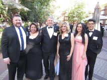 USC FIM Awards Dinner, Cap & Gown