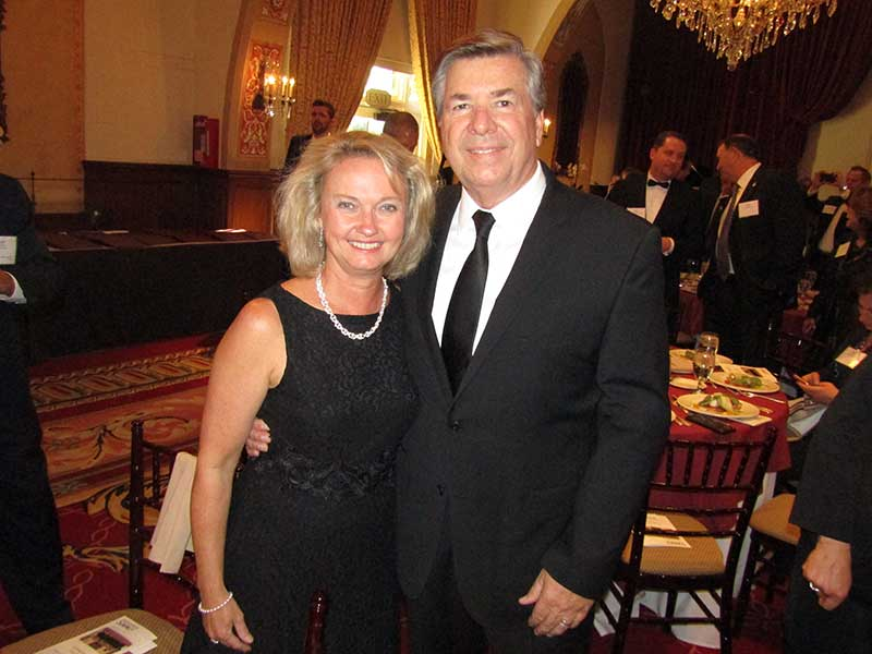 USC FIM Awards Dinner, Cap & Gown | Shelby Report