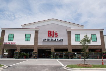 BJ's Wholesale Opens Its First South Carolina Club