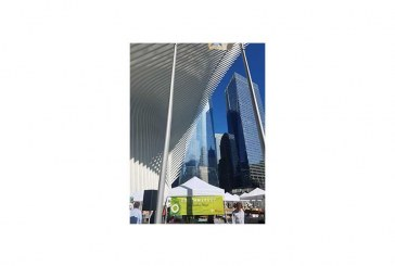Return Of World Trade Towers' Greenmarket At Oculus Plaza Met With Emotional Homecoming