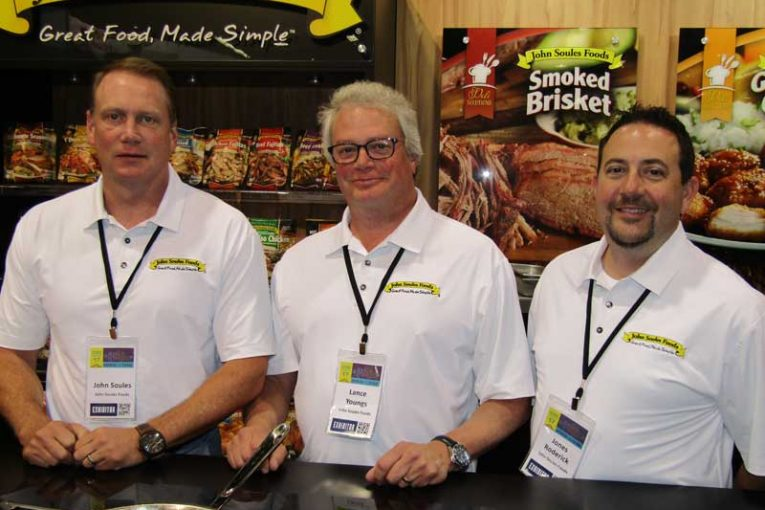 John Soules, Lance Youngs and Jones Roderik, John Soules Foods.