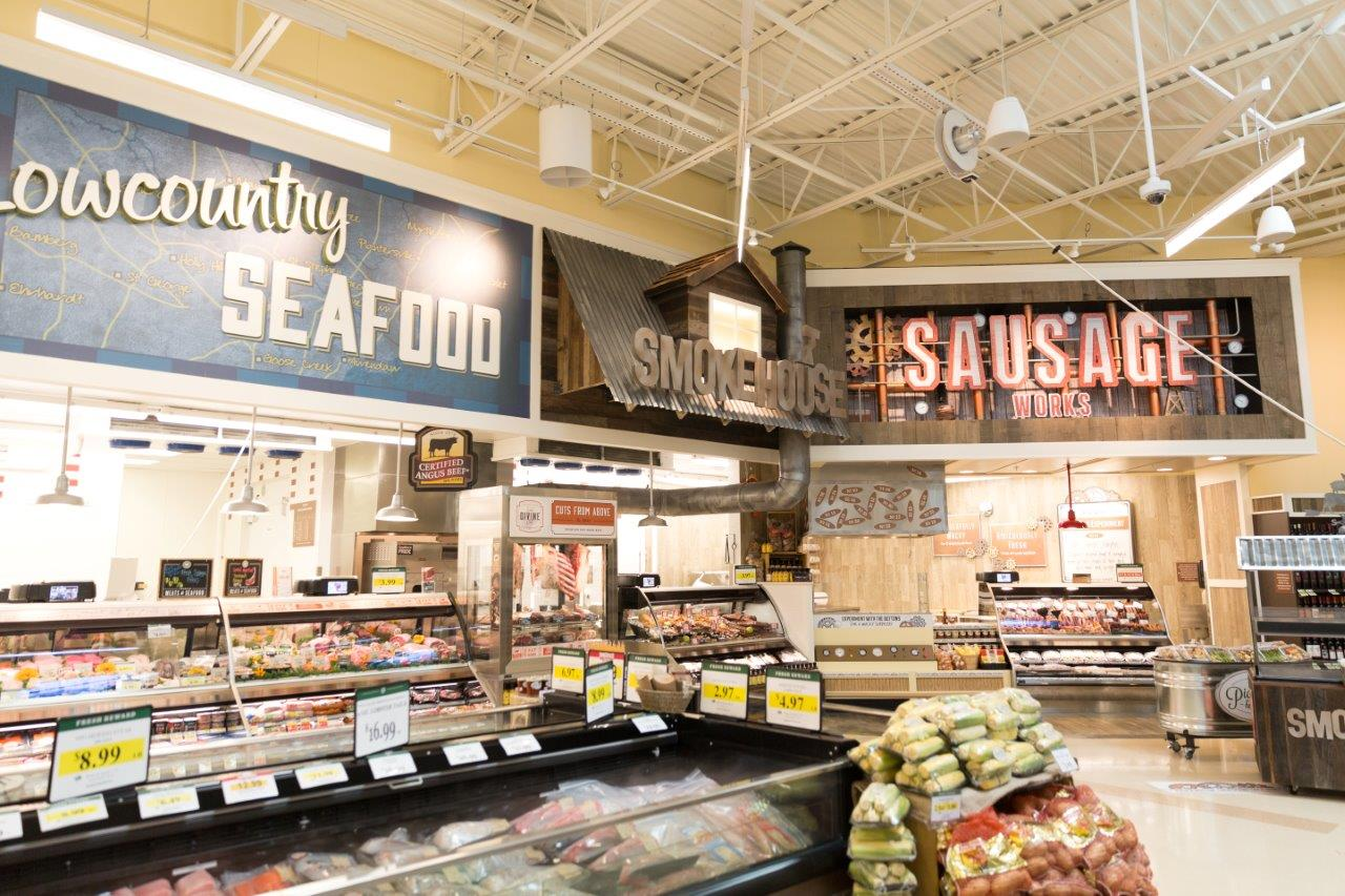 Harris Teeter And Lowes Foods Opening New North Carolina Stores
