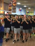 Kroger Grand Opening, Saginaw, Texas, June 9