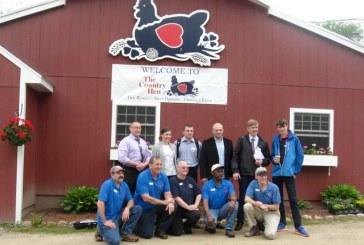 Massachusetts Egg Supplier Hosts Russian Delegation