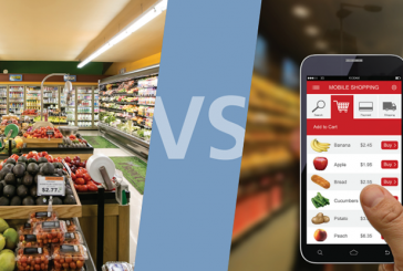 Report: Grocery E-Commerce Growing, But 97% Of CPG Dollars Still Spent In Store