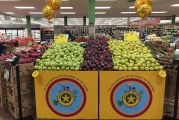 Inserra ShopRites Roll Out Organic/Fair Trade Produce Program