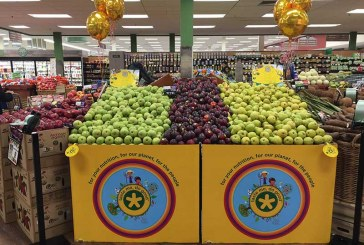 Inserra ShopRites Roll Out Organic/Fair Trade Produce Program