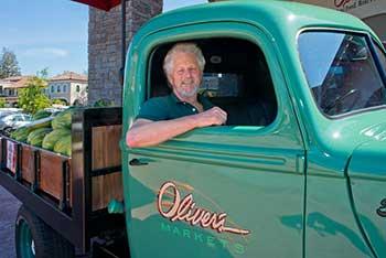 Oliver's Market founder Steve Maass.