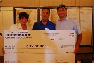 Hussmann's Annual Charity Golf Event Raises $38K For Three Groups
