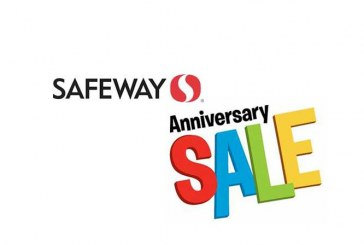 Safeway Eastern Division Marking 87th Anniversary With Gas Promotion