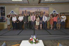 AFMA scholarship recipients