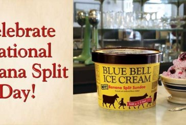 Blue Bell Celebrating National Banana Split Day With New Flavor