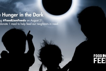 Food Lion Feeds To 'Leave Hunger In The Dark' For Eclipse Day