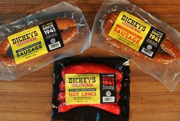 Dickey's Barbecue Pit's Signature Sausage Hits Houston Shelves