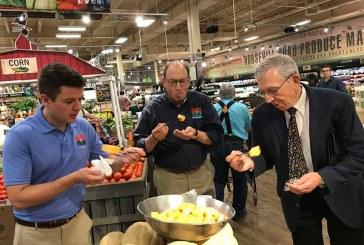 N.J. Ag Secretary Touts 'Jersey Fresh Produce' At ShopRite