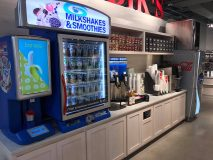 The new Sendik's Fresh2GO features milkshakes and smoothies.