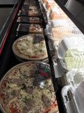 Prepared foods atthe new Sendik's Fresh2GO on the Marquette University campus.