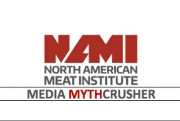 NAMI 'Crushes' Myths Around Meat's Sustainability, Environmental Impact