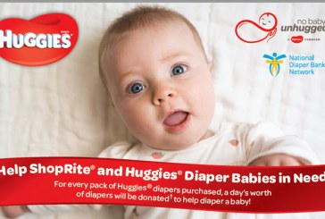 ShopRite Teams Up With Huggies To Donate Diapers To Babies in Need