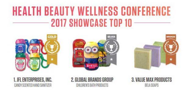 GMDC HBW17 top three showcase winners