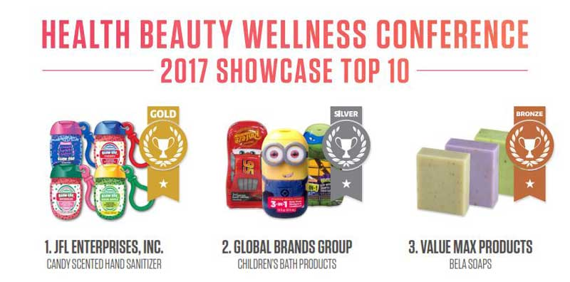 GMDC Names HBW17 Product Showcase Winners