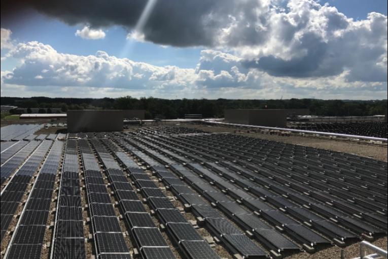 Certco rooftop solar panels