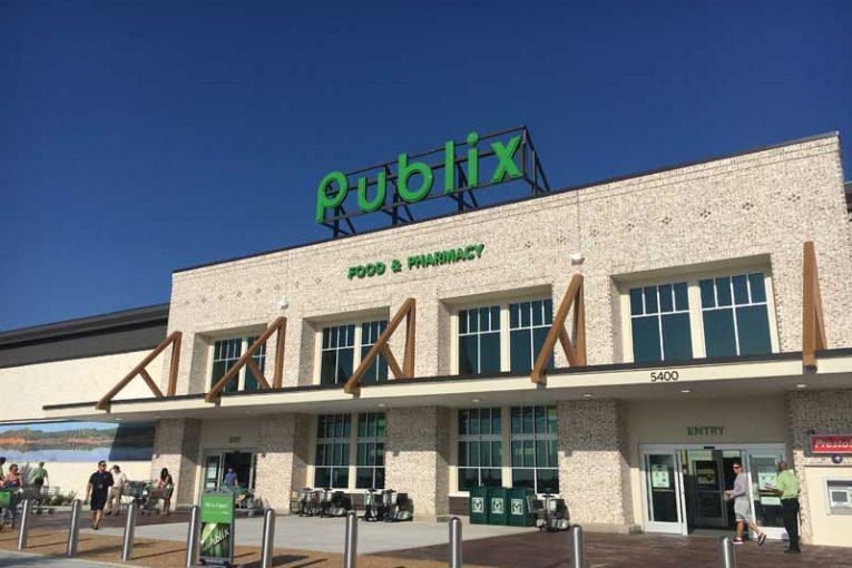 Hamlin Publix storefront