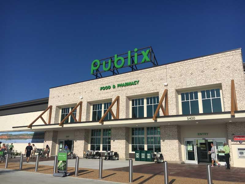 publix opens new florida store in winter garden s hamlin development