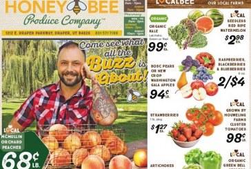 Honey Bee Produce Co. Opens First Store In Draper, Utah
