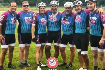 JOH Bike Team Raises Money For Dana-Farber Cancer Institute