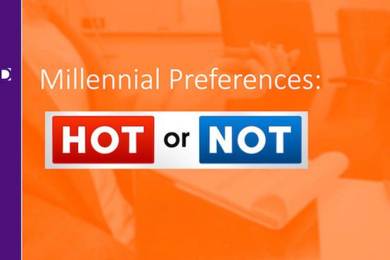 Millennials Hot or Not