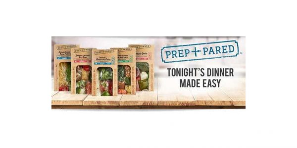 Ralphs' Prep+Pared meal kits advertisement.