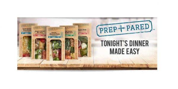 Ralphs' Prep+Pared meal kits advertisement.