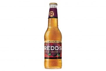 Redd's Black Cherry Ale Hits Shelves In September