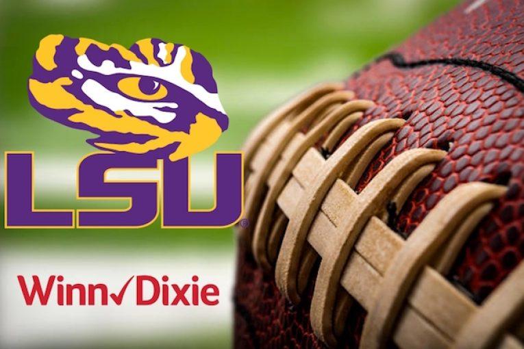 LSU Tigers and Winn-Dixie
