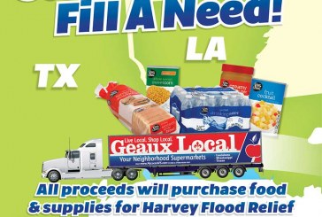 Associated Food Stores 'Stuff A Truck' For Hurricane Relief