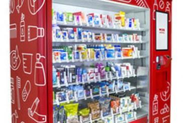CVS Launches Health & Wellness Vending Machines