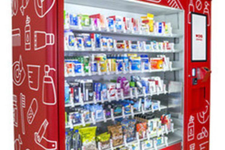 cvs launches health wellness vending machines