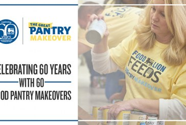 Food Lion's 'Great Pantry Makeovers' Doubled For Anniversary Year