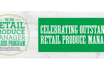 2018 Retail Produce Manager Award Nominations Now Being Accepted