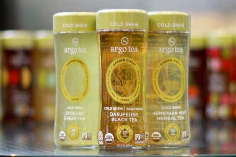 Argo Tea cold brew teas