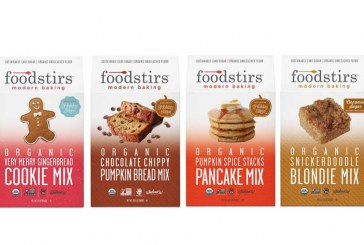Foodstirs Organic Baking Mixes Expanding To 7,500+ Stores