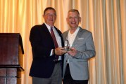 NGA Presents Harps Food Stores CEO With Top Advocacy Award