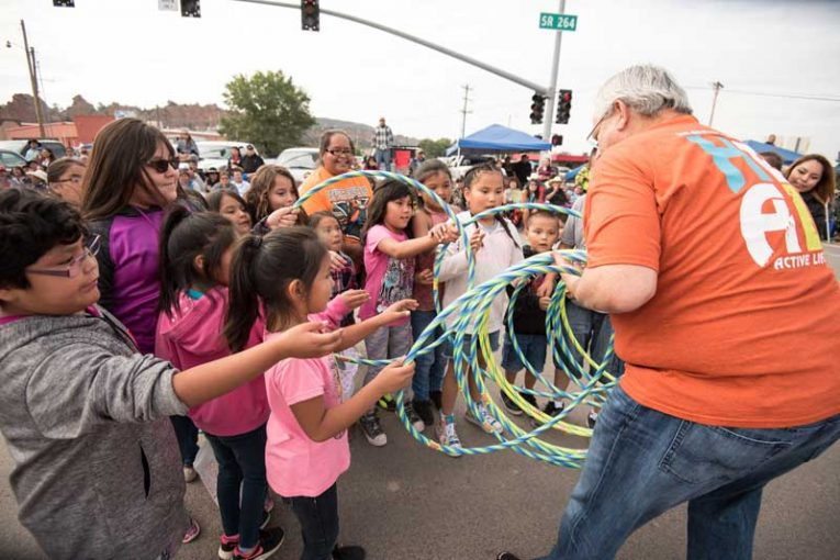 Bashas' at the Navajo Nation Parade