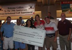 Crest Foods donated $80,000 to the Regional Food Bank of Oklahoma.