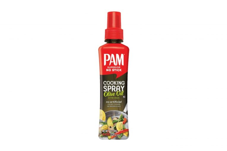Pam Cooking Spay in a new package