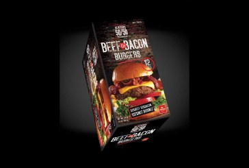 Jensen Meat Brings Slater's 50/50 Bacon Burgers To Retailers