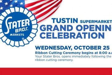 Stater Bros. Opening 30th Orange County Store Oct. 25